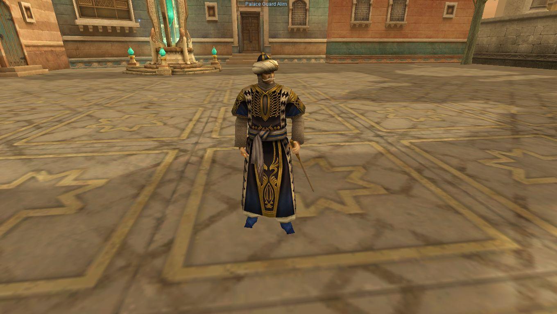 Palace Guard Alim Silkroad Latino